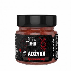 Adżyka Apetyt na Gruzję Bite The World 225ml